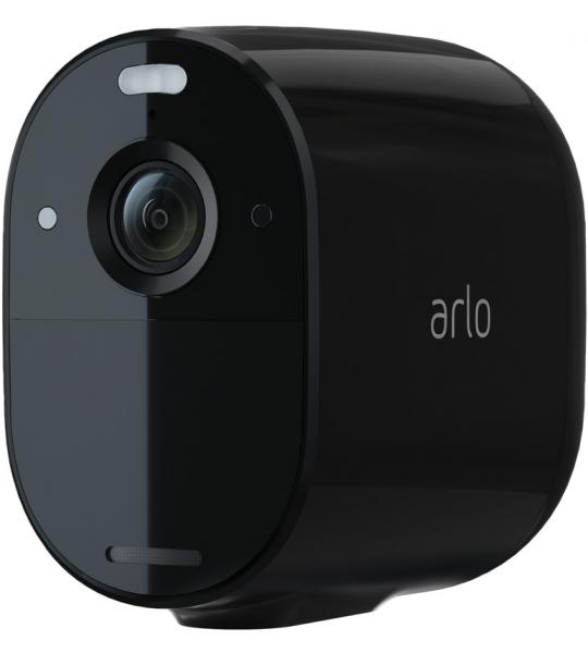 Arlo Essential Spotlight Zwart
