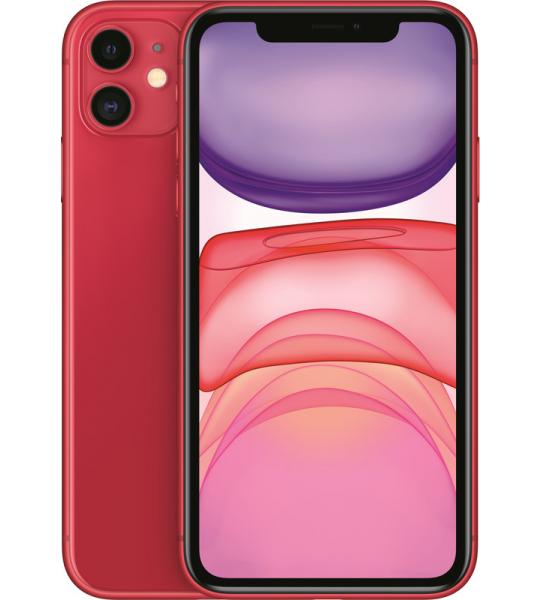 Apple iPhone 11 256 GB RED