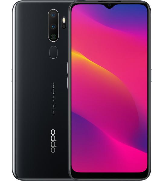 OPPO A5 (2020) Zwart