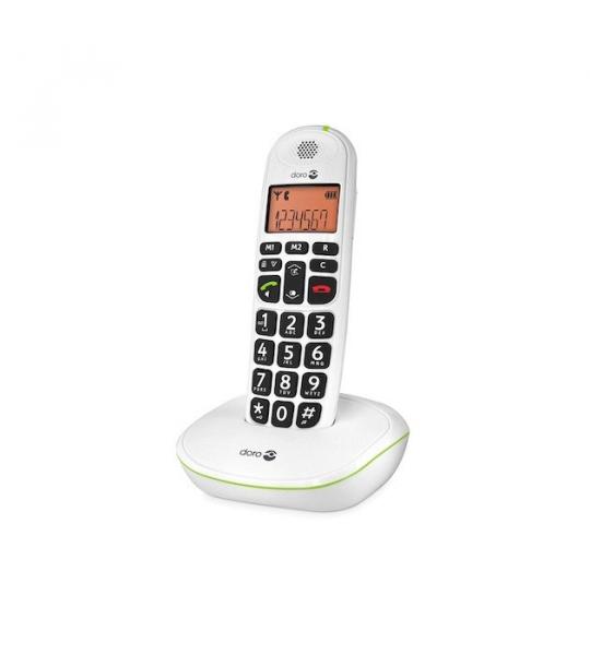 Doro PhoneEasy 100w Mono Dect telefoon