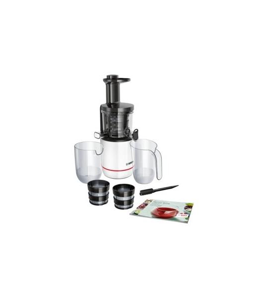 Bosch MESM500W Slowjuicer Zwart