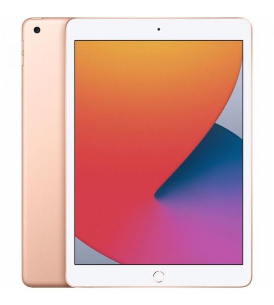 Apple iPad (2020) 10.2 128GB WiFi Tablet Goud