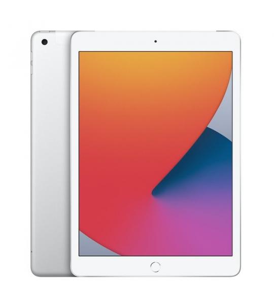 Apple iPad (2020) 10.2 128GB WiFi + 4G Tablet Zilver