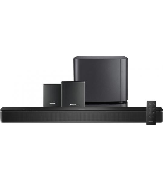 Bose Smart Soundbar 300 + Bose Surround Speakers + Bose Bass Module