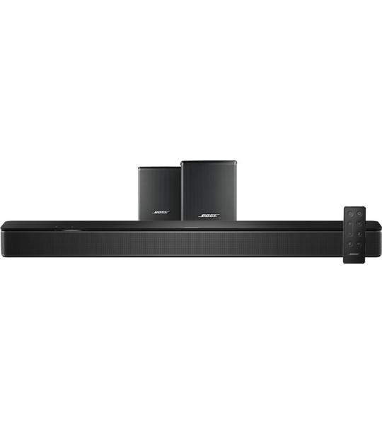 Bose Smart Soundbar 300 + Bose Surround Speakers
