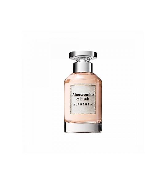 100ml Abercrombie And Fitch Authentic Femme Eau De Parfum