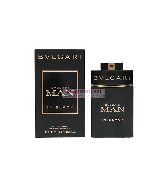 100ml Bvlgari Man In Black Eau De Parfum