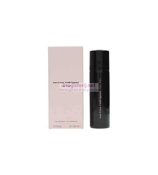 100ml Narciso Rodriguez Her Deo Spray