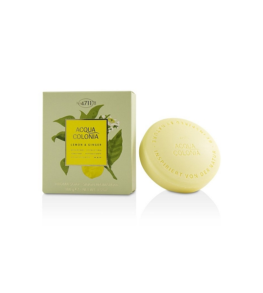 100gram 4711 Acqua Colonia Lemon And Ginger Aroma Soap