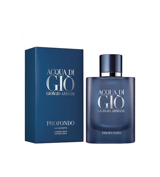 40ML Giorgio Armani Acqua Di Gio Profondo Eau De Parfum