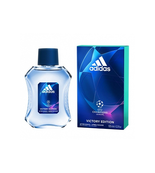 100ml Adidas Uefa Champions League Victory Edition After Shave For Men