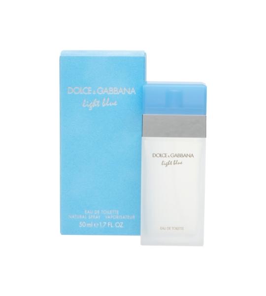 25ml Dolce and Gabbana Light Blue Eau De Toilette