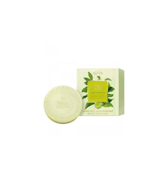 100gram 4711 Acqua Colonia Lime And Nutmeg  Aroma Soap