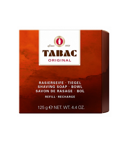 125gram Tabac Original Shaving Bowl Refill Man