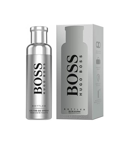 100ml Hugo Boss Bottled On-The-Go Eau De Toilette