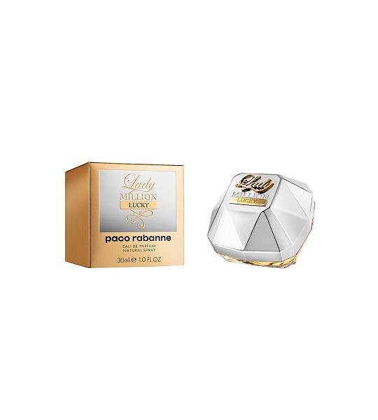 30ml Paco Rabanne Lady Million Lucky Eau De Parfum