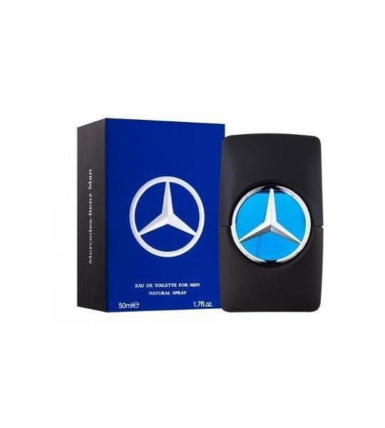 50ml Mercedes Benz Man Eau De Toilette