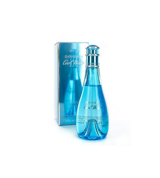 100ml Davidoff Cool Water Woman Deodorant Spray