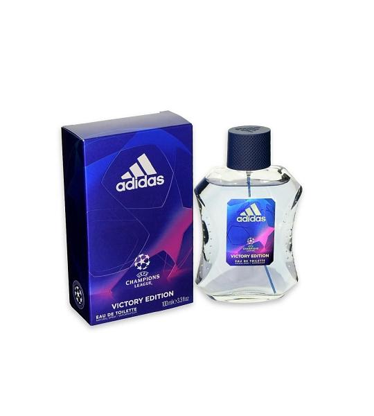100ml Adidas Uefa Champions League Victory Edition For Men Eau De Toilette