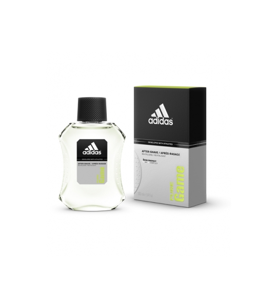 100ml Adidas Pure Game Aftershave