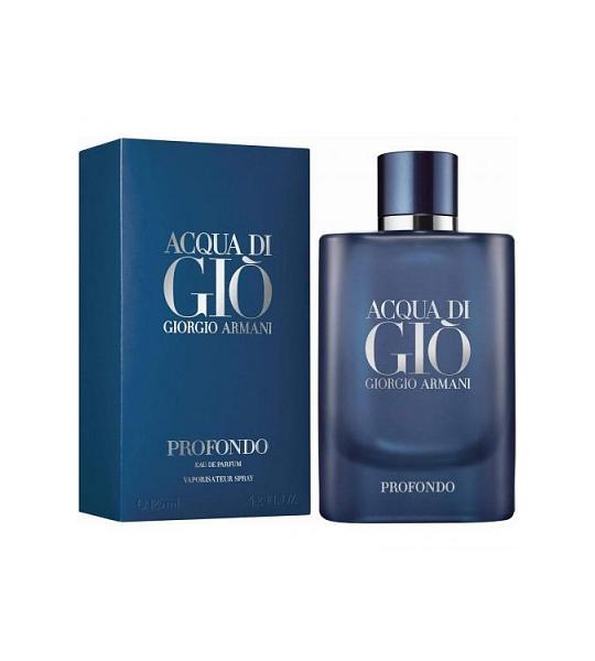 125ML Giorgio Armani Acqua Di Gio Profondo Eau De Parfum