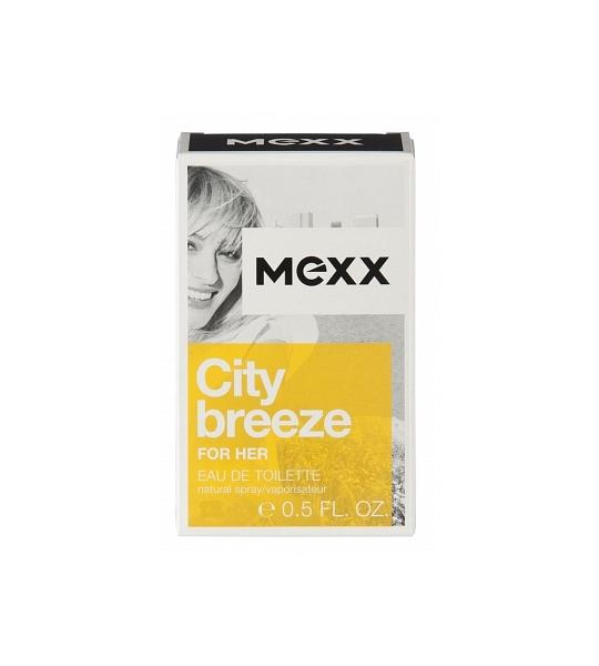 30ml Mexx City Breeze For Her Eau De Toilette