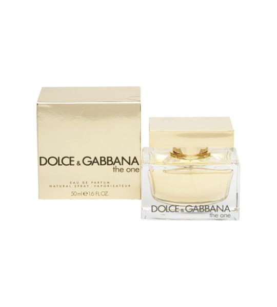 50ml Dolce and Gabbana The One Eau De Parfum