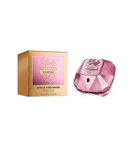 80ml Paco Rabanne Lady Million Empire Eau De Parfum