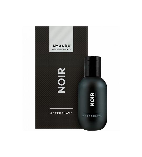 100ml Amando Noir Aftershave