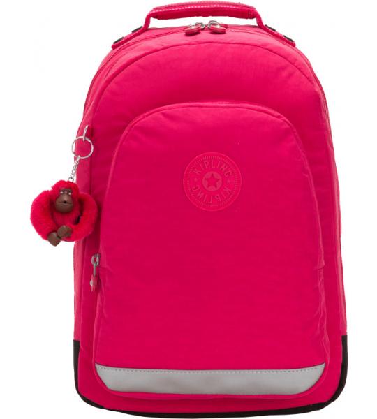 """Kipling Class Room 15"""" True Pink 28L"""