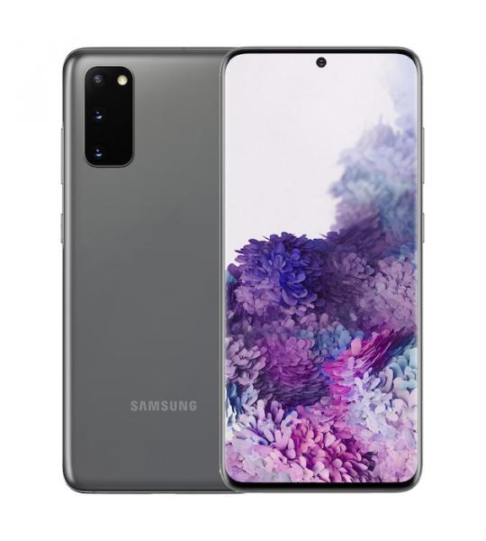 Samsung Galaxy S20 4G 128GB Smartphone Grijs