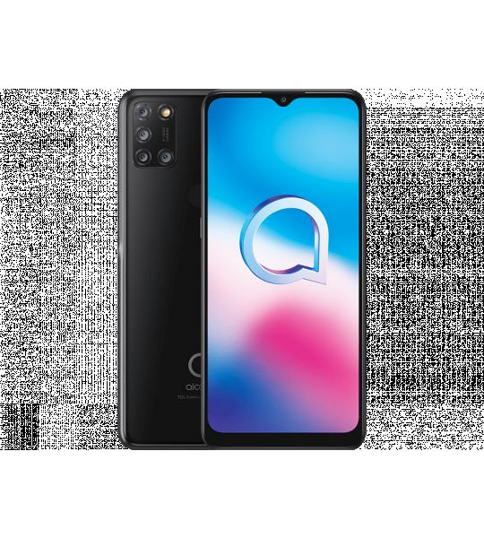 Alcatel 3X (2020) - 128 GB Zwart