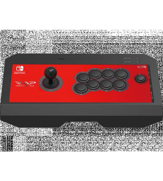 Hori Real Arcade Pro v Hayabusa