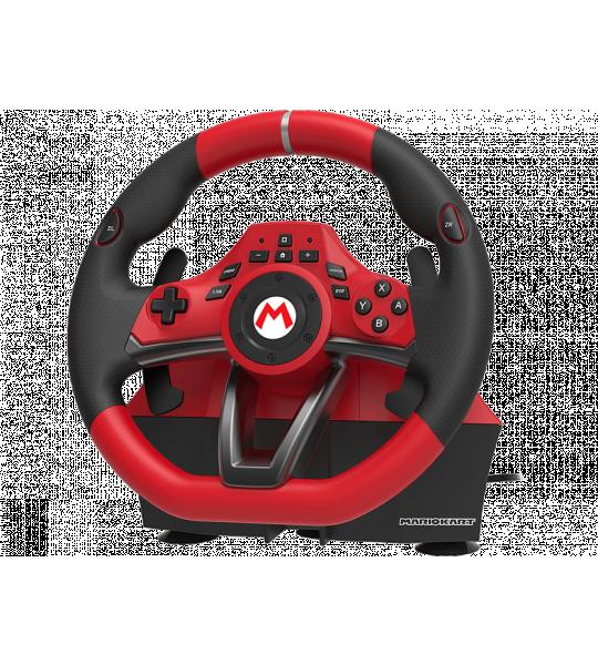 Hori Mario Kart Racing Wheel Pro Deluxe stuur Zwart/rood