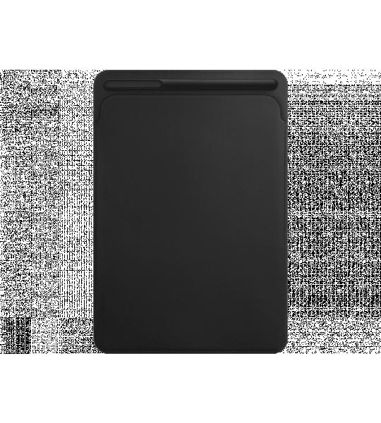 Apple iPad Pro 10.5 Leren Sleeve Zwart