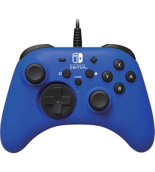 HORI - Nintendo Switch Blue Horipad Wired Gamepad