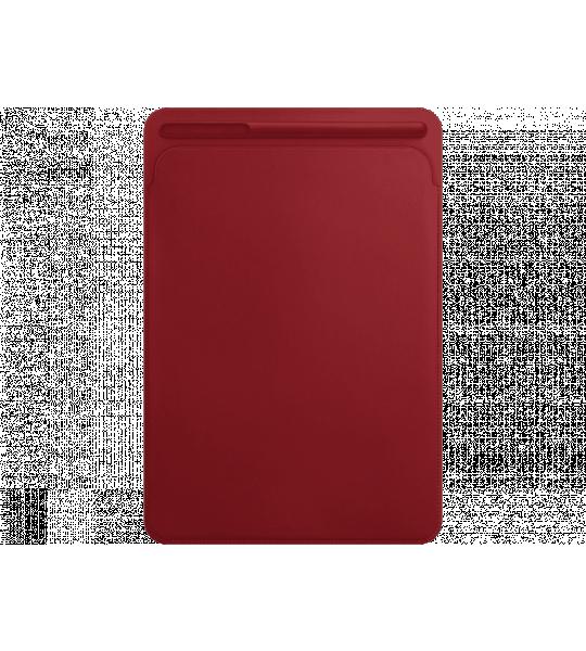 Apple iPad Pro 10.5 Leren Sleeve Rood