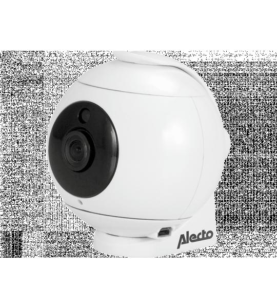 Alecto DVC-180 Wifi binnencamera 180 graden