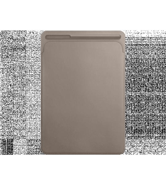 Apple iPad Pro 10.5 Leren Sleeve Taupe