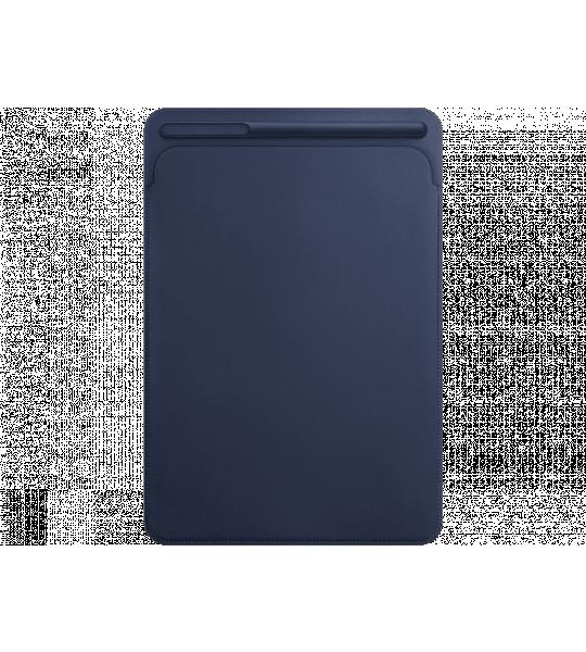 Apple iPad Pro 10.5 Leren Sleeve Midnight Blue