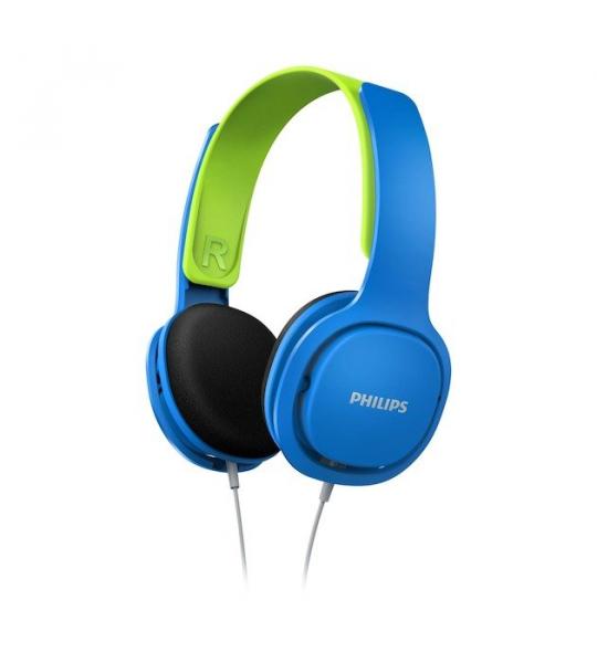 Philips SHK2000BL kids On-ear hoofdtelefoon