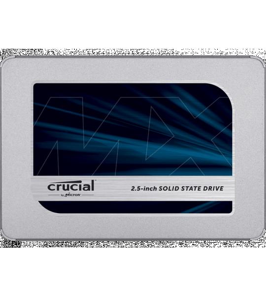 Crucial MX500 2 TB SATA 2,5 inch SSD