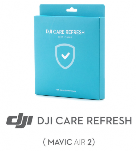 DJI Care Refresh Card Mavic Air 2