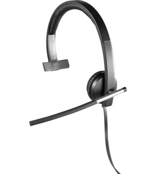 Logitech H650e Mono USB-A Office Headset