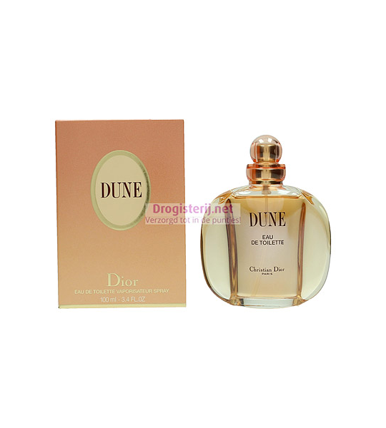 100ml Christian Dior Dune Women Eau De Toilette Spray