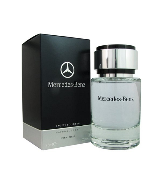 75ml Mercedes Benz For Men Eau De Toilette Classic