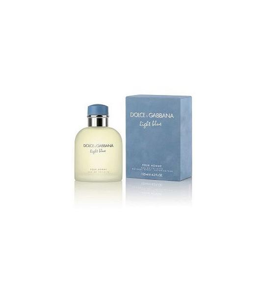 75ml Dolce and Gabbana Light Blue Homme Eau De Toilette