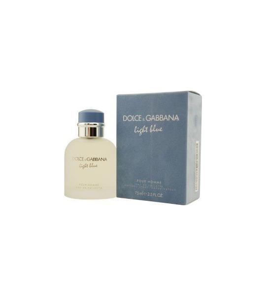 40ml Dolce and Gabbana Light Blue Homme Eau De Toilette