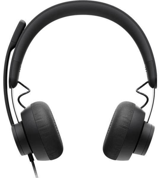 Logitech Zone Teams Bedrade Office Headset