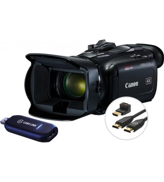 Canon Legria HF G50 Streaming Kit